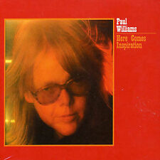 Here Comes Inspiration by Paul Williams (Singer/Songwriter) (ECI Recordings)