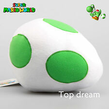 New Super Mario Bros. U Plush Yoshi Egg Soft Toy Doll Stuffed Animal Teddy 8""