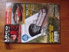 $$5 Loco-Revue N°635 Renault ADX 2  Trains de la Bosse  Rhetiques  Wagon pupitre