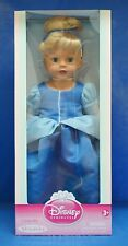 "Cinderella Madame Alexander Disney Princess 18"" Doll Blue Dress NIB  66945"
