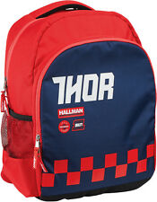 NEW THOR SLAM RED/NAVY BACKPACK SCHOOL KIDS MX ATV FREE SHIP