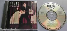 Elvis Presley - My Happiness USA RCA 1990 Promotional 1 Track CD