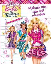 Parragon - Barbie: Malen Prinzessinnenakademie