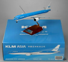 KLM Asia B777-300ER Reg: PH-BVB JC Wings 1:200 Diecast Models       XX2447