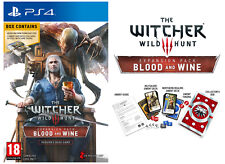 The Witcher III: Wild Hunt - Blood and Wine expansion - PlayStation 4