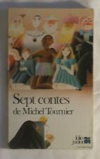 Sept contes de Michel  Tournier