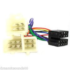 PC2-13-4 voiture cd radio câblage harnais iso adaptateur pour nissan