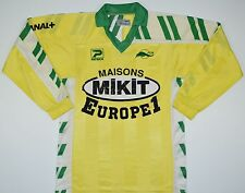 1990-1991 FC NANTES PATRICK HOME FOOTBALL SHIRT (SIZE M)