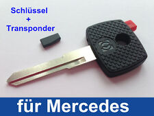 Key blank blade with Transponder for Mercedes Vito & Sprinter