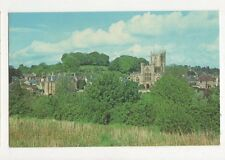 St Bartholomews Church Crewkerne 1984 Postcard 301a