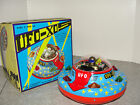 VIntage Battery Operated UFO-X05 Space Ship in the Box