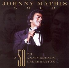 Johnny Mathis - Gold: A 50th Anniversary Celebration CD NEW SEALED
