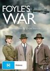 Foyle's Foyles War: the Sixth Season 6 DVD R4 New & Sealed 3 Discs