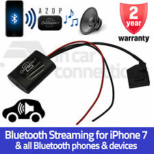 CTAVW2A2DP VW Golf Mk 5 A2DP Bluetooth Streaming Interface Adapter iPhone 7 MFD2