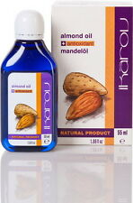 "PURE Almond Oil Natural Powerful Hair Growth Stimulant ""IKAROV"" 55ml / 1.86oz"