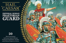 Early Imperial Romanos guardia pretoriana-granizo César-Warlord Games - 1ST Clase