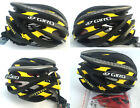 GIRO bicycle Road Cycling MTB Bike Helmet. size M (54-59cm) black+yellow+box