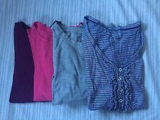 Women's Old Navy Lot of 6 (Six) Long Sleeve Crew Neck Tops Size Small