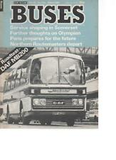 BUSES MAGAZINE MARCH 1981 VOL:33  NO:312  DAF MB200     LS