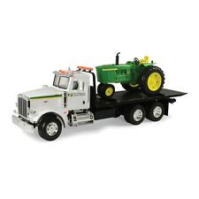 NEW John Deere Big Farm Peterbilt Model 367 w/4020 Tractor, Lights/Sounds,46212