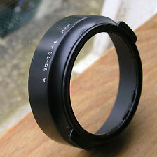 lens hood for minolta AF 35-70mm F4   clip on (for 55mm filter lens)