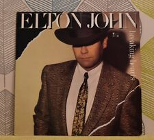 ELTON JOHN - Breaking Hearts [Vinyl LP, 1984] UK HISPD 25 Pop Rock *EXC