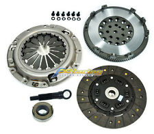FX HD CLUTCH KIT+CHROMOLY FLYWHEEL DODGE PLYMOUTH COLT MITSUBISHI EXPO LRV 2.4L