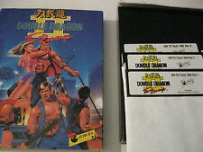 "Double Dragon II pc game 5.25"" disks not complete Ames"