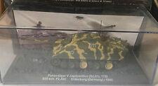 """DIE CAST TANK """" PANZERJAGER V JAGDPANTHER 655 SCH.PZ.ABT. OLDNBURG - 1945 """" 1/72"""