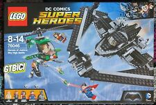 LEGO SUPER HEROES DC HEROES OF JUSTICE: SKY HIGH BATTLE  Ref 76046 NUEVO