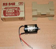 Tamiya 53068 RS-540 Sport Tuned Motor (DT01/DT02/DT03/TT01/TT02/M05/M06) NIB