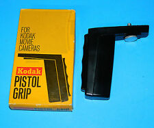 vtg NOS KODAK Movie Camera Pistol Grip No. D350