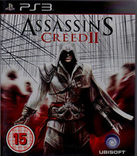 Assassins Creed II.  Live by the Creed. PS3 Game