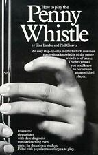 How To Play The Penny Whistle Penny & Tin Whistle