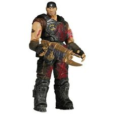 NECA GEARS OF WAR MARCUS FENIX BLOODY VARIANT MINI ACTION FIGURE 12 CM NEW!!