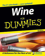 Wine For Dummies,GOOD Book