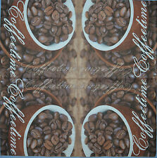 PAPER TABLE NAPKINS FOR CRAFT VINTAGE COFFEE CUP DECOUPAGE TEA PARTIES 031