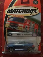 MATCHBOX AUDI TT Roadster Blue Daddy's Dreams 4