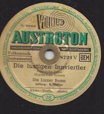 Die Linzer Buam R. Thaller : Die lustigen Innviertler + Dorfmusikanten