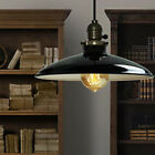 Fixture Ceiling Lamp Retro Industrial Iron Vintage Pendant light Deco Chandelier