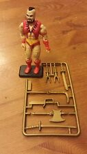 "Street Fighter II, Zangief, 4"" Action Figure with Weapons (1990's)"