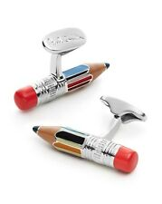 Genuine Paul Smith cufflinks - Pencil Pen Cufflinks/BNWT/RRP £99.00/UK Seller