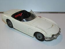 VINTAGE CORGI TOYS 336 JAMES BOND TOYOTA 2000 GT 1960s METTOY ENGLAND
