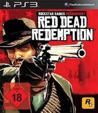 PLAYSTATION 3 Red Dead Redemption * Sehr guter Zustand