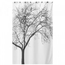 Waterproof Bathroom Fabric Shower Curtain, Tree Design, New, Free Shipping
