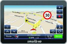 "Smailo HD 4.3"" Europa 48 Países Lifetime Map 8GB Navi, MP3, Vídeo, Foto"