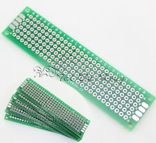 10pcs 2X8 Double-side Protoboard Circuit Universal DIY Prototype PCB Board