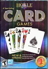 HOYLE CARD GAMES 2010 for [HYBRID PC/MAC] SEALED NEW