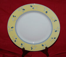 """(1) 10-1/4"""" Royal Doulton China Dinner Plate(s)    Blueberry   Great Shape"""