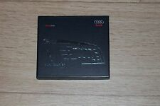 2008 Geneva AUDI R8 Q7 Studien press kit media info Prospekt brochure, boxed